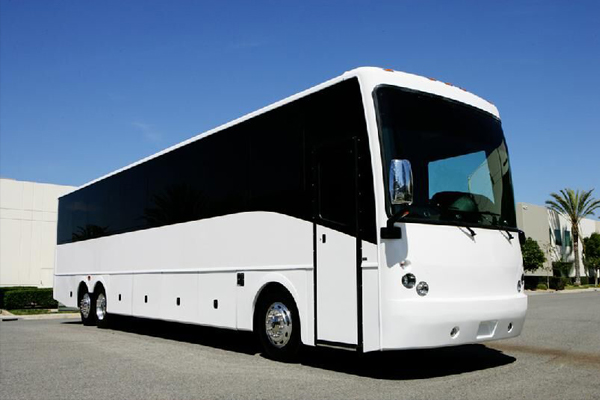 50 Person Charter Bus Service Bridgeport