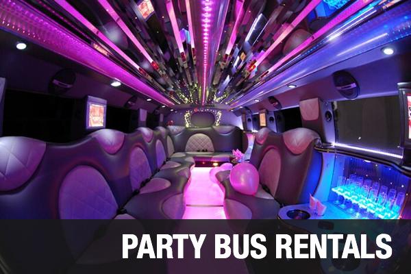 Party Bus Rentals Bridgeport
