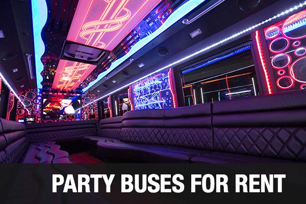 Party Bus Bridgeport