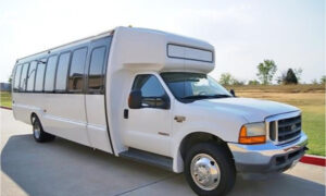 20 Passenger Shuttle Bus Rental Trumbull