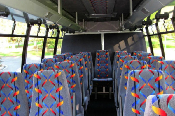 20 Person Mini Bus Rental Cheshire