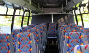 20 Person Mini Bus Rental Greenwich