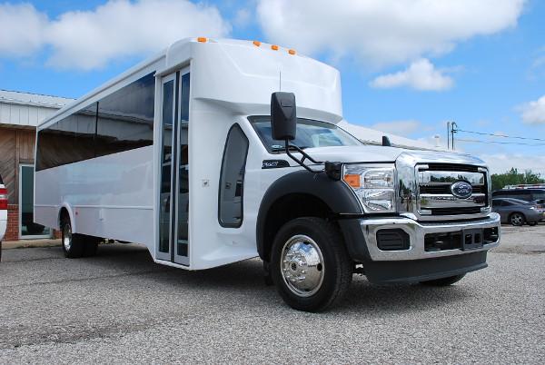 30 Passenger Bus Rental Darien