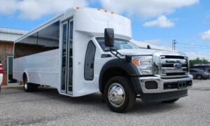 30 Passenger Bus Rental Farmington