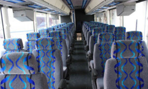 30 Person Shuttle Bus Rental Darien