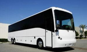 40 Passenger Charter Bus Rental Fairfield
