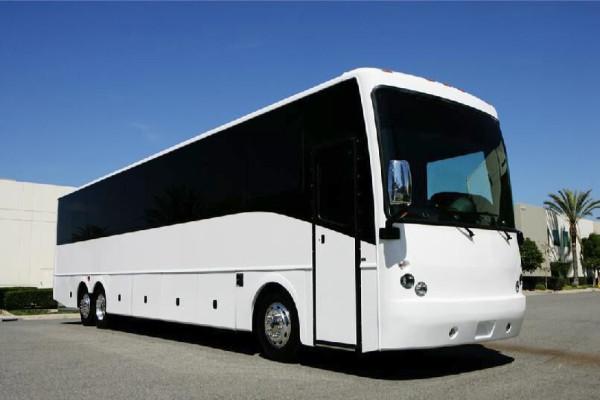 40 Passenger Charter Bus Rental Vernon