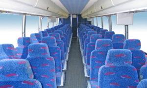 50 Person Charter Bus Rental Fairfield