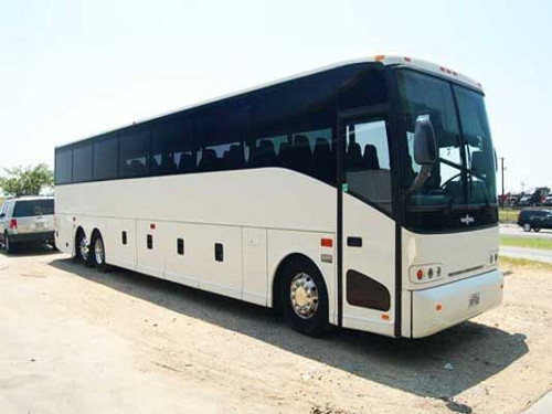 Bridgeport 56 Passenger Charter Bus